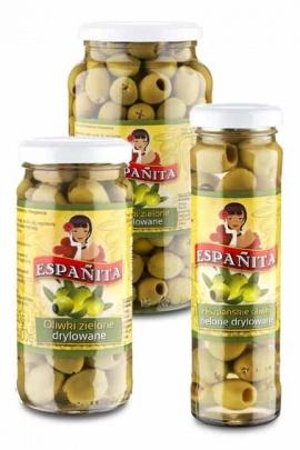 Oliwki zielone drylowane ESPANITA